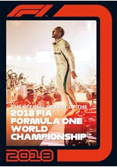 F1 2018 Official Review DVD