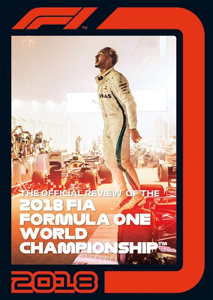 F1 2018 Official Review NTSC DVD
