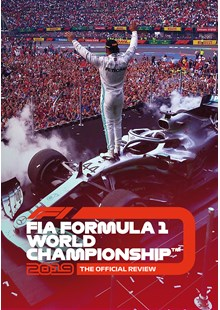 F1 2019 Official Review DVD
