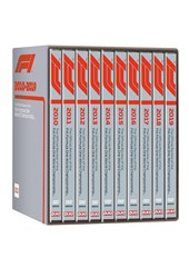 F1 2010-19 (10 DVD) Box Set