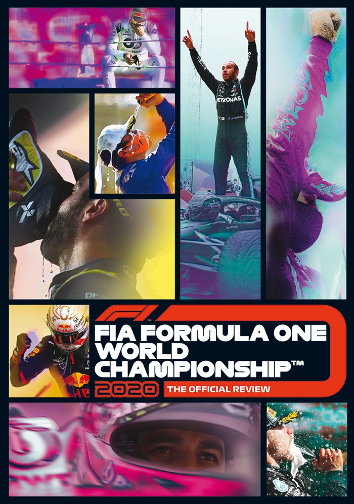 F1 2020 Official Review DVD