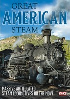 Great American Steam DVD