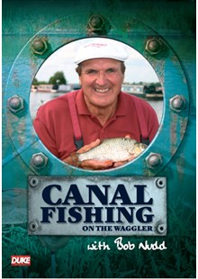 Canal Fishing on the Waggler with Bob Nudd DVD