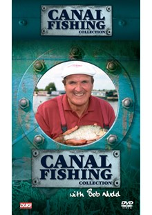 Canal Fishing with Bob Nudd (3DVD) Box Set