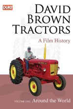 David Brown Tractors Vol 1.Around the World DVD