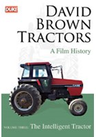 David Brown Tractors Vol 3.Intelligent Tractors DVD