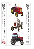 David Brown Tractors (3 DVD) Box Set