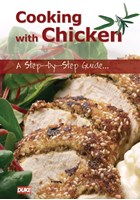 Cooking with Chicken A Step by Step  Guide DVD