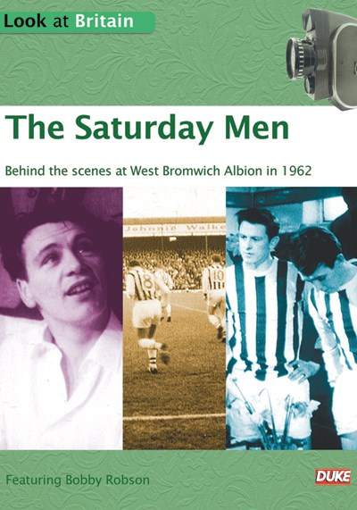 The Saturday Men DVD