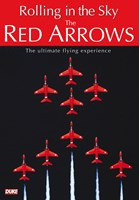 The Red Arrows Rolling in the Sky DVD