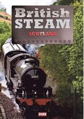 British Steam in Scotland DVD