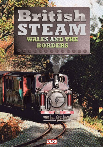 British Steam  in Wales and the Borders DVD - click to enlarge