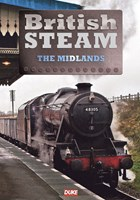 British Steam in  the Midlands DVD
