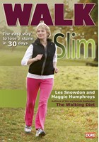 Walk Slim with Les Snowdon & Maggie Humphreys DVD