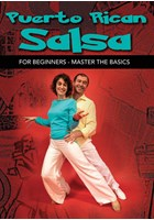 Puerto Rican Salsa for Beginners DVD