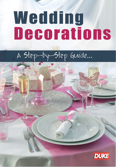 Wedding decorations a step by step guide dvd duke video wedding decorations a step by step guide dvd junglespirit Gallery
