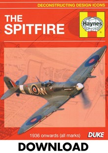 Spitfire Design Icon - Download