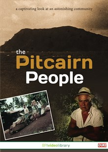 Pitcairn People DVD