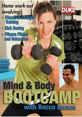 Mind and Body Bootcamp with Rocco Sorace DVD