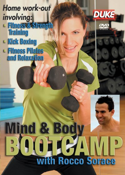 Mind and Body Bootcamp with Rocco Sorace Download