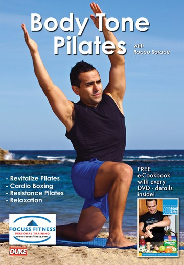 Body Tone Pilates DVD - click to enlarge