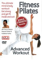Fitness Pilates Advanced Workout DVD