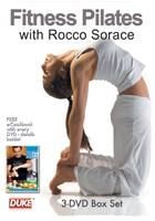 Fitness Pilates (3 DVD) Box Set DVD