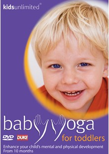 Baby Yoga for Toddlers DVD