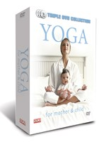 Yoga for Mother and Child (3 DVD) Collection