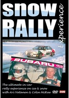 Snow Rally Experience DVD