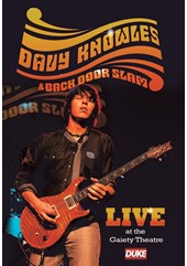 Davy Knowles & Back Door Slam Live at the Gaiety Theatre Download