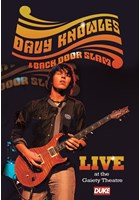 Davy Knowles and Back Door Slam Live 2009 Signed DVD