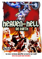 Heaven and Hell On Earth NTSC DVD