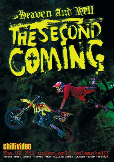 Heaven and Hell The Second Coming NTSC DVD