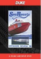 Sea Beasts Offshore 1986 Duke Archive DVD