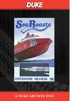 Sea Beasts Offshore 1986 Duke Archive DVD