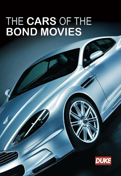 The Cars of the Bond Movies NTSC DVD