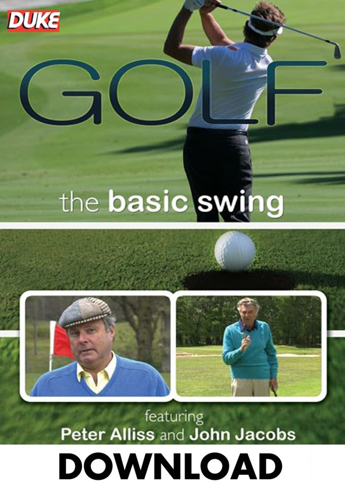 Golf The Basic Swing - Download