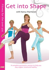 Fitness for the Over 50s Get into Shape DVD