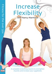 Fitness for the Over 50s  Increase Flexibility DVD