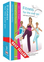 Fitness for the Over 50s (3 DVD) Box Set