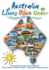 Living Down Under Australia DVD