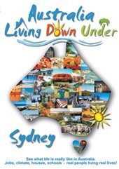 Living Down Under Sydney DVD