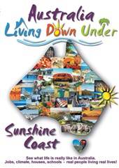 Living Down Under Sunshine Coast DVD