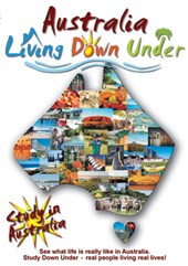 Living Down Under Study in Australia DVD