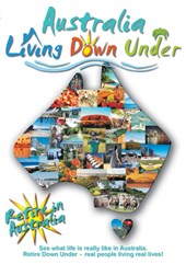 Living Down Under Retire in Australia DVD