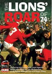The Lions Roar of 74 DVD