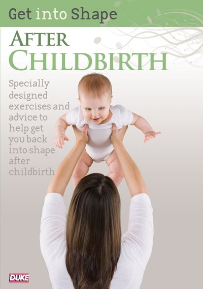 Get Into Shape After Childbirth DVD