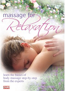 Massage for Relaxation DVD