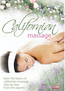 Californian Massage DVD